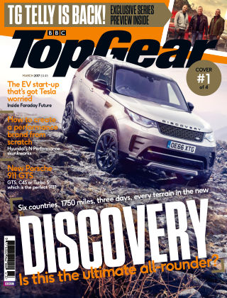 Top Gear Issue 293