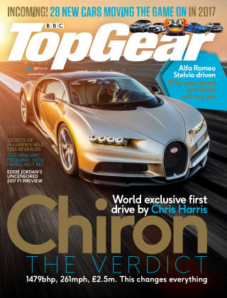 Top Gear Issue 294