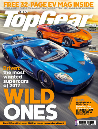 Top Gear Issue 296