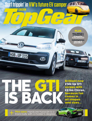 Top Gear Issue 297