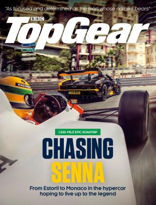 Top Gear August 2018