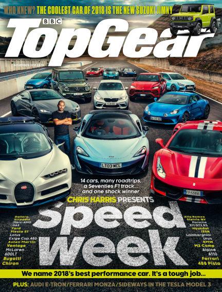 Top Gear October 04, 2018 00:00