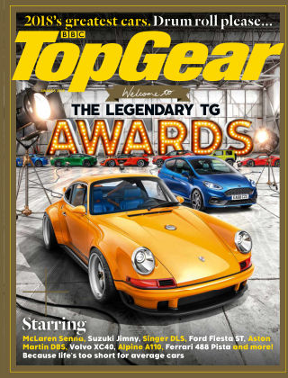Top Gear Awards2018