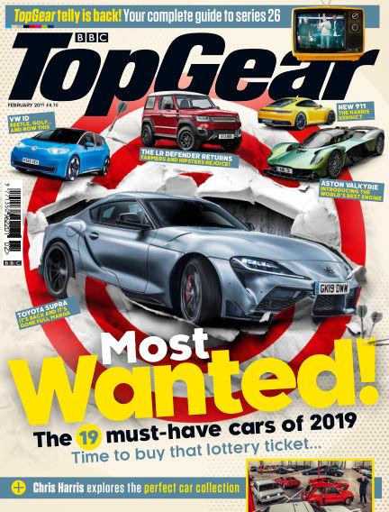 Top Gear January 30, 2019 00:00