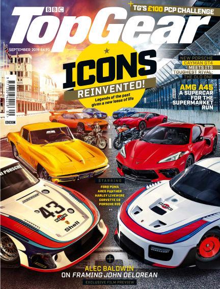 Top Gear August 15, 2019 00:00