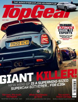 Top Gear July2020