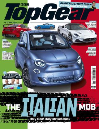 Top Gear October2020