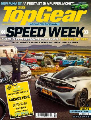 Top Gear November2020