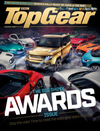 Top Gear Awards2020