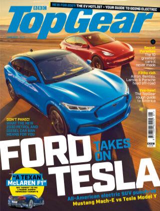 Top Gear January2021