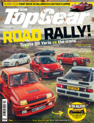 Top Gear February2021