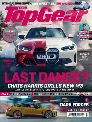 Top Gear April2021