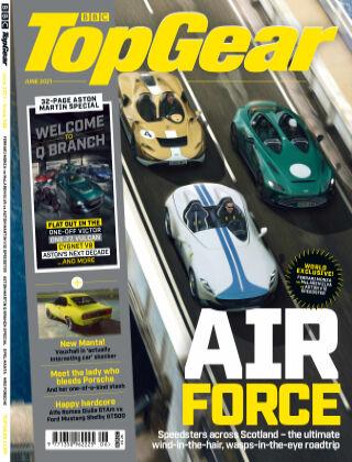 Top Gear June2021