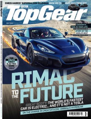 Top Gear July2021