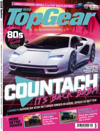 Top Gear September2021