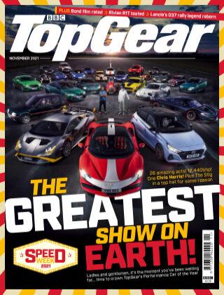 Top Gear November2021