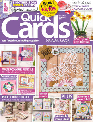 Quick Cards Made Easy Feb 2017