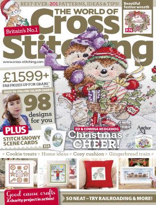 The World of Cross Stitching December 2014