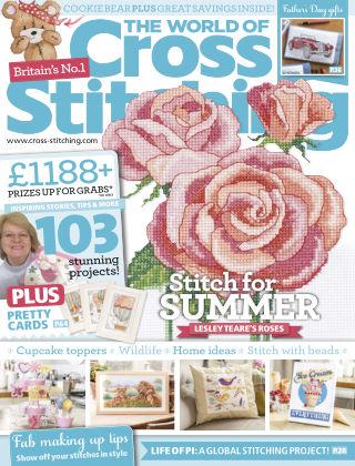 The World of Cross Stitching Jul 2015