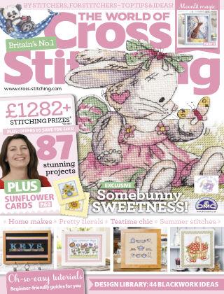 The World of Cross Stitching Sep 2015