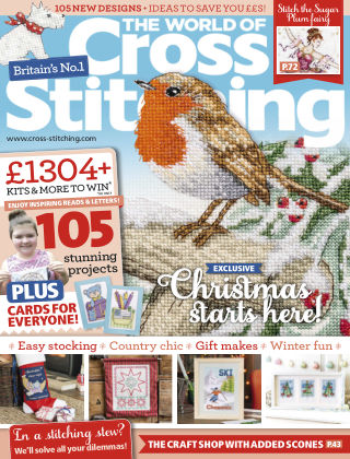 The World of Cross Stitching Nov 2015