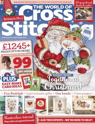 The World of Cross Stitching Dec 2015