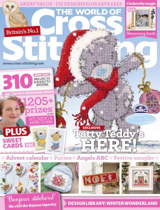 The World of Cross Stitching Christmas 2016