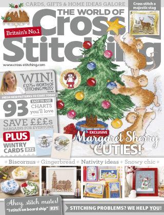 The World of Cross Stitching Christmas 2017