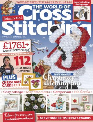 The World of Cross Stitching December 2017