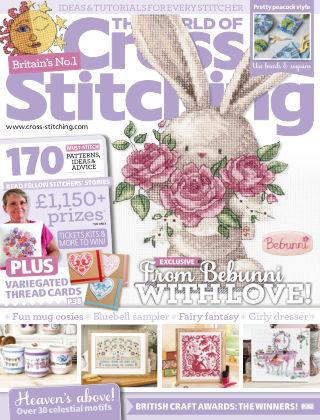 The World of Cross Stitching May 2018