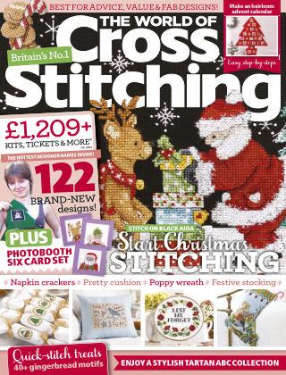 The World of Cross Stitching November2018