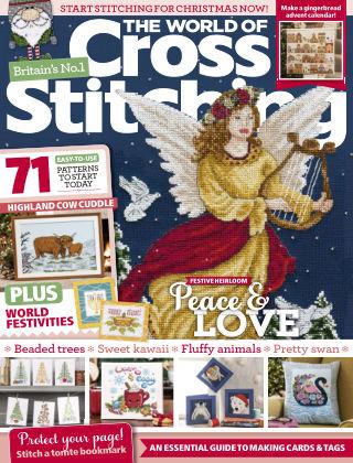 The World of Cross Stitching November2019