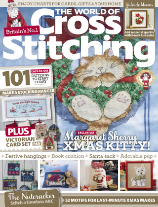 The World of Cross Stitching Special2019