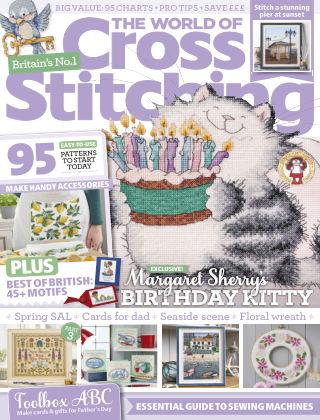 The World of Cross Stitching June2020