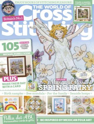 The World of Cross Stitching May2021