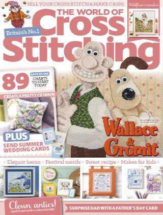The World of Cross Stitching June2021