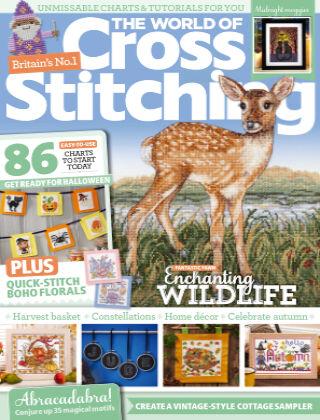 The World of Cross Stitching 2021-08-10