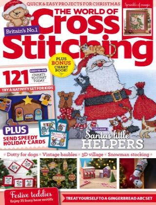 The World of Cross Stitching December2021