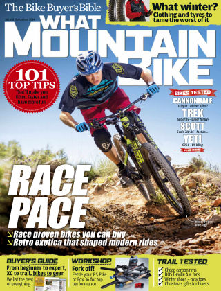 What Mountain Bike Dec 2014