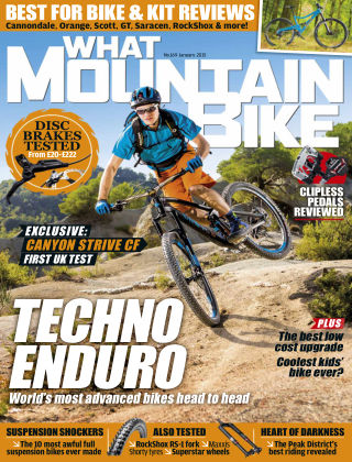 What Mountain Bike Jan 2015