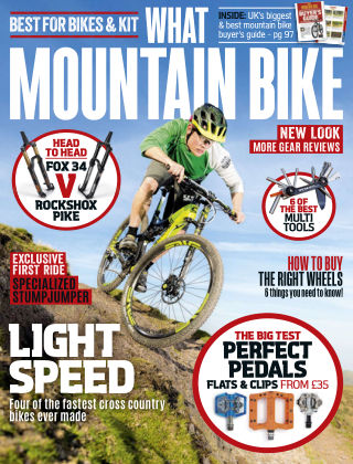 What Mountain Bike Jul 2015