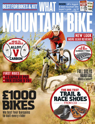 What Mountain Bike Summer 2015