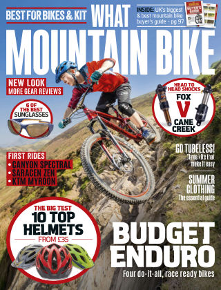 What Mountain Bike Aug 2015