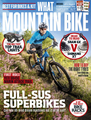 What Mountain Bike Nov 2015