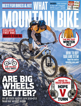 What Mountain Bike Dec 2015