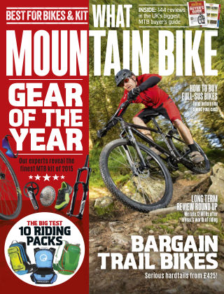 What Mountain Bike Jan 2016