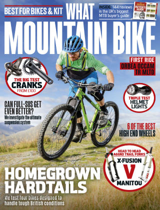 What Mountain Bike Feb 2016