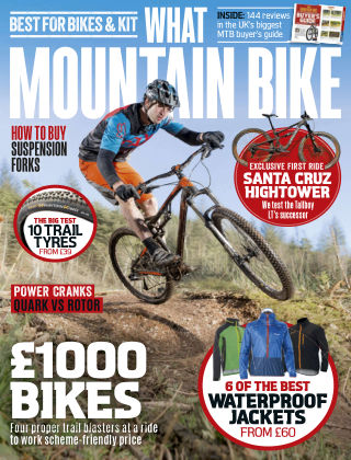 What Mountain Bike Apr 2016