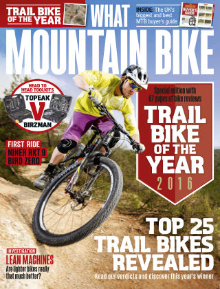 What Mountain Bike May2016