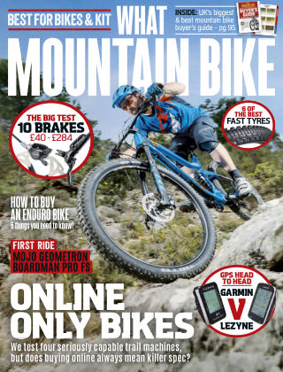 What Mountain Bike Jun 2016